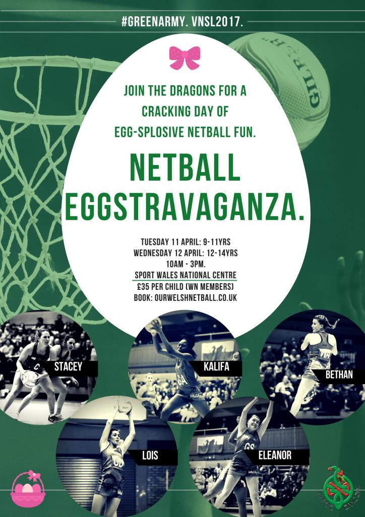 netball-eggstra