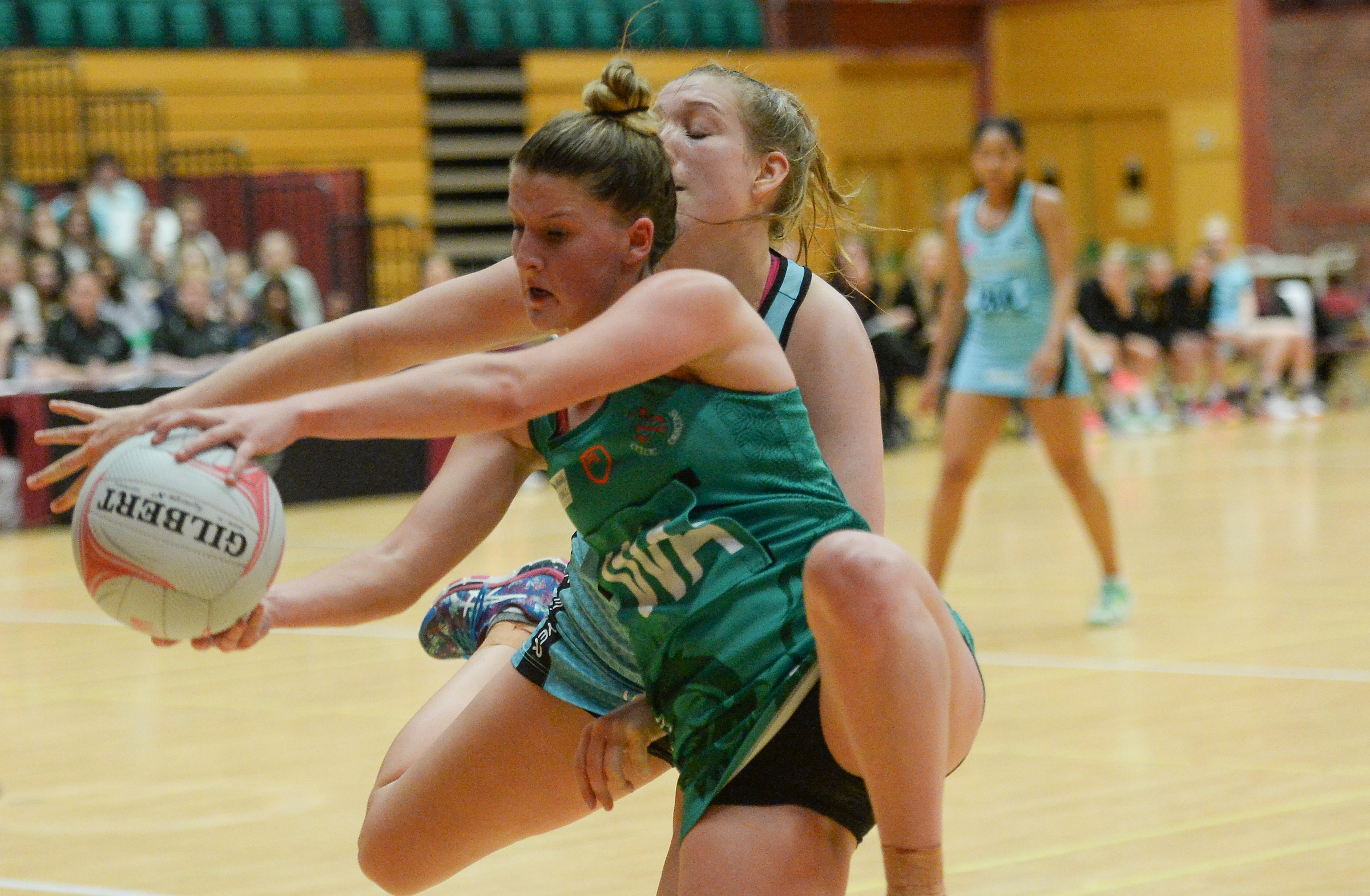 The Vitality Netball Super League,  Celtic Dragons  v Surrey Storm Sport Wales Centre  15th May 2017 © www.sportingwales.com- PLEASE CREDIT IAN COOK